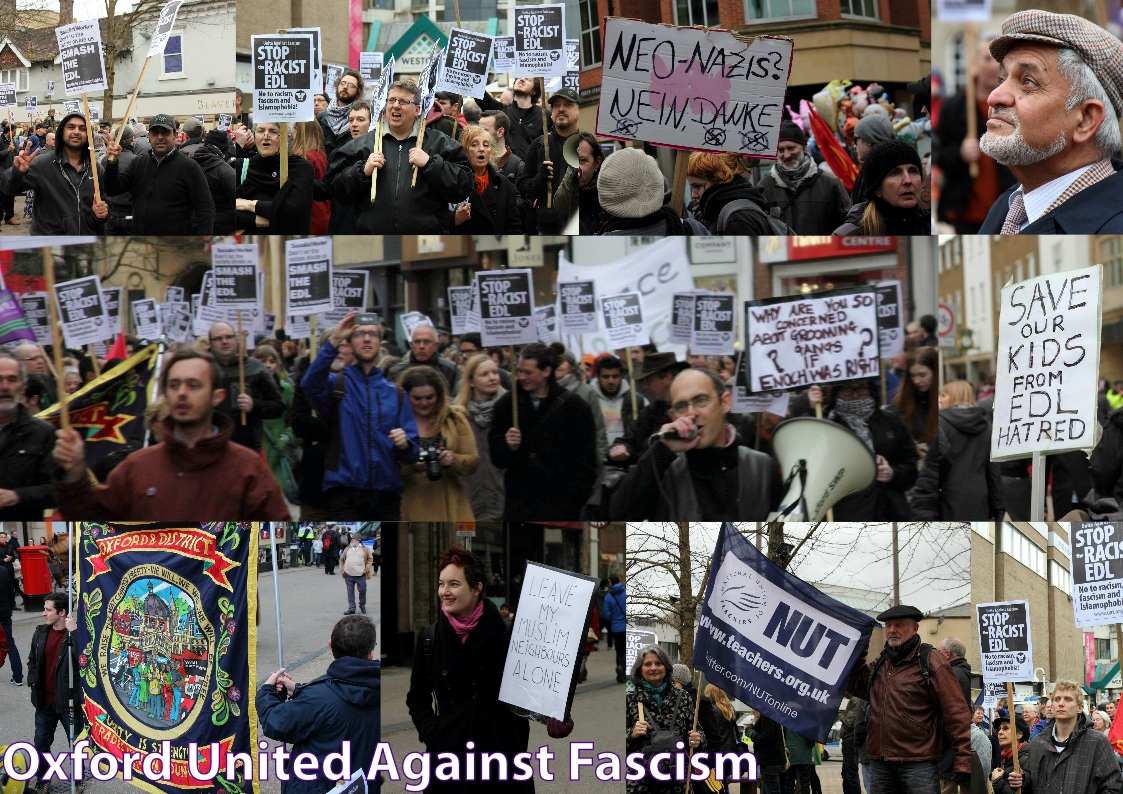 April 4 UAF demo Collage